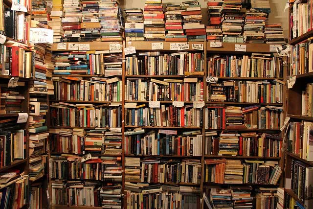 Books and more Books