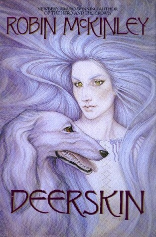 Deerskin by Robin McKinley Book Cover