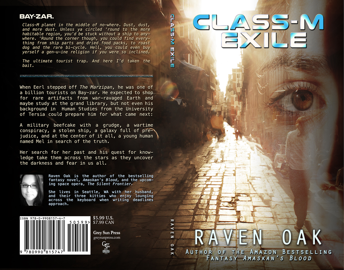 Class-M Exile Cover Jacket