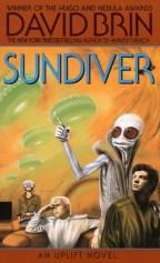 Sundiver by David Brin Book Cover
