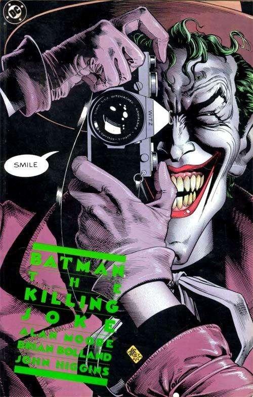 Throwback Thursday: Batman the Killing Joke