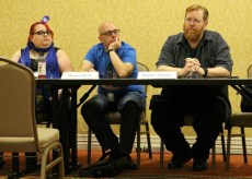 Anglicon podcasting panel