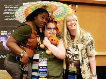 Firefly cosplay at Anglicon