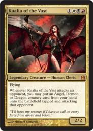 Kaalia of the Vast Magic the Gathering card