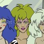 Misfits by Raven Oak