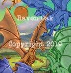 Dragons by Raven Oak