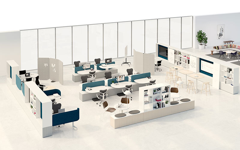 office living. Fuelled By Workshops, Proprietary Technology And Objective Design Criteria, Living Office Is A Rigorous Methodology For Generating High-performing O