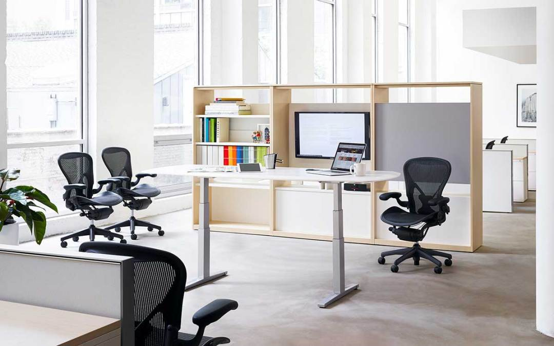 Renew Link (sit-stand desks)