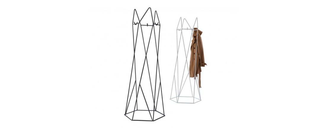 Shard coat stand by Naughtone