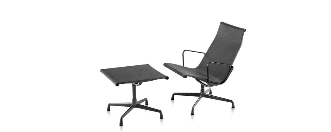 Eames Aluminum Group Chairs Outdoor
