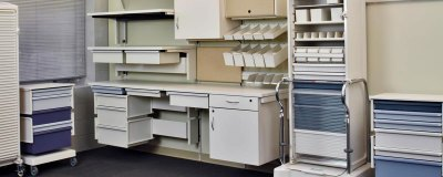 Clinical Healthcare Carts