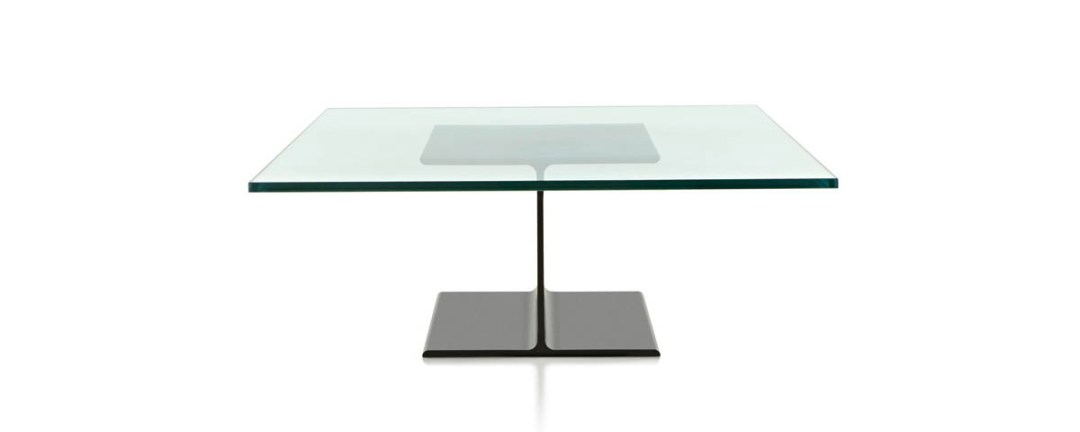 I-Beam coffee table by Geiger
