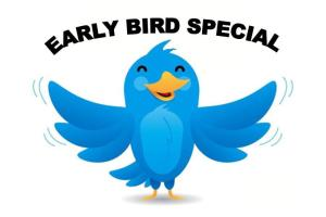 Final Day of Early Bird Membership Sale