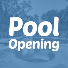 Opening Day is scheduled for June 20!