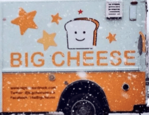 The Big Cheese Food Truck @ Ravensworth Pool