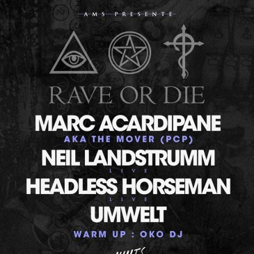 Rave the date: ROD at Nuits Fauves – January the 27th Paris