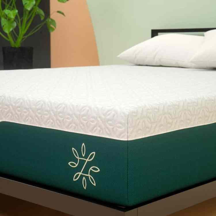 Zinus Cooling Gel Memory Foam Mattress