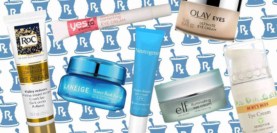 The 10 Best Drugstore Eye Creams for 2019 | RAVE Reviews