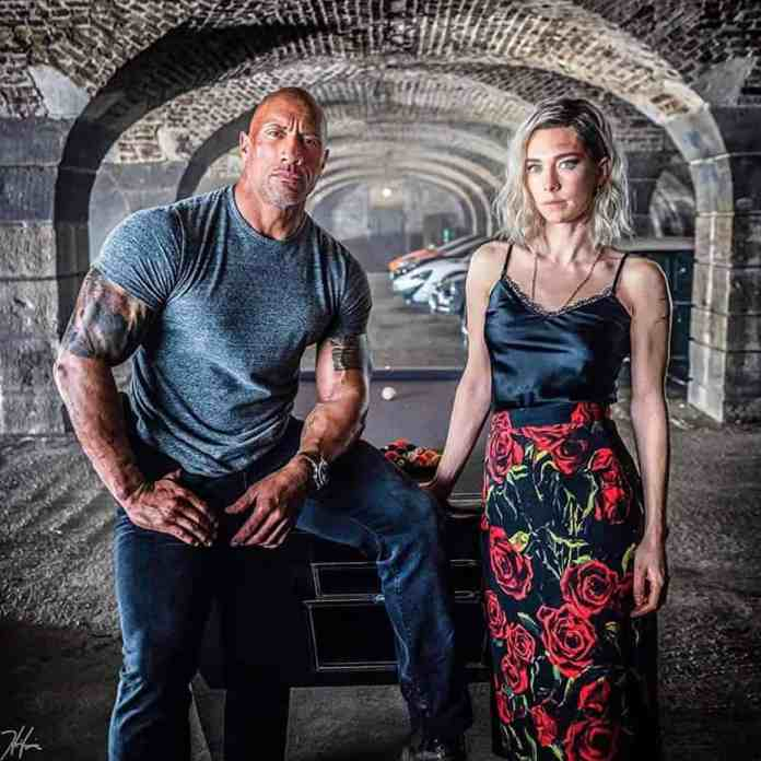 Review Hobbs and Shaw