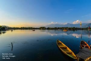 Dal Lake in Kashmir India