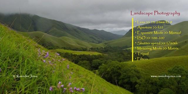 Landscape Photography cheat code