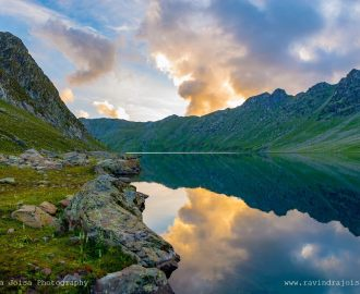 Tarsar Lake - Ravindra Joisa Photography