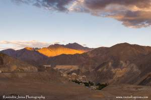 Moonland - Leh mountain biking