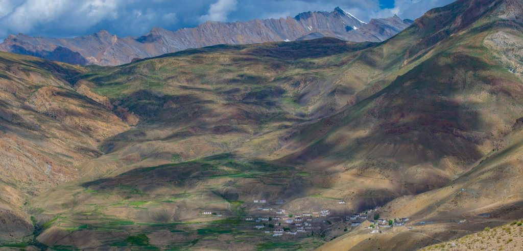 Chicham village