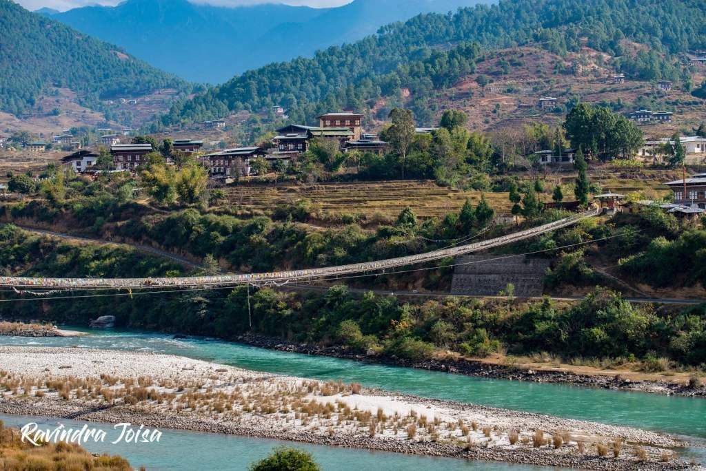 PunaTsangChu river