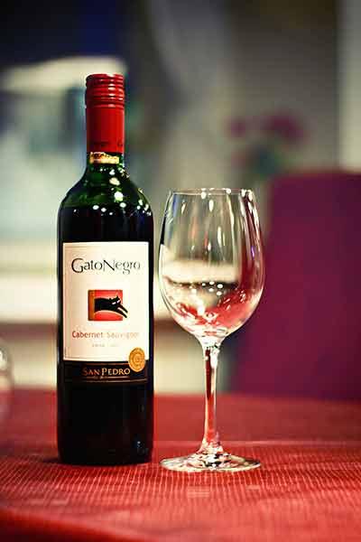 Talon viini