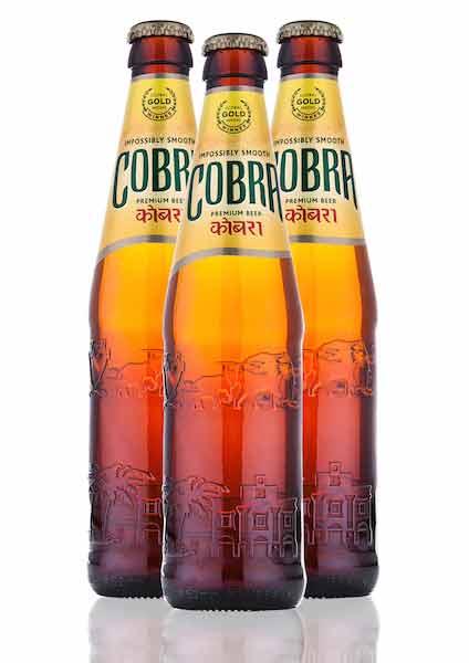 Intian Cobra Beer