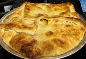 Peach Pie -