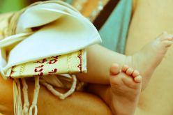 Rabbi Jill Baby Naming