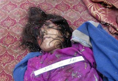 Nangarhar girl killed by NATO troops