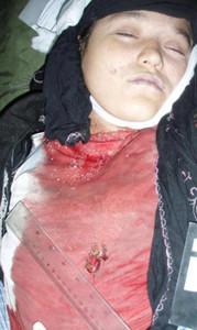 Shakila was raped and killed