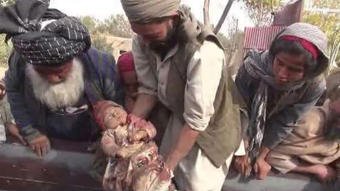 NATO airstrike kills 30 and wounds 25 in Afghan province on Nov. 3, 2016