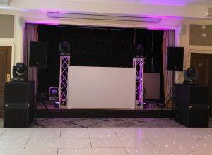 Indian wedding dj Bournemouth 07940084117 Marriott high cliff hotel