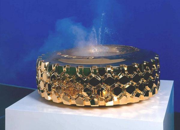 Gold Fountain LKW