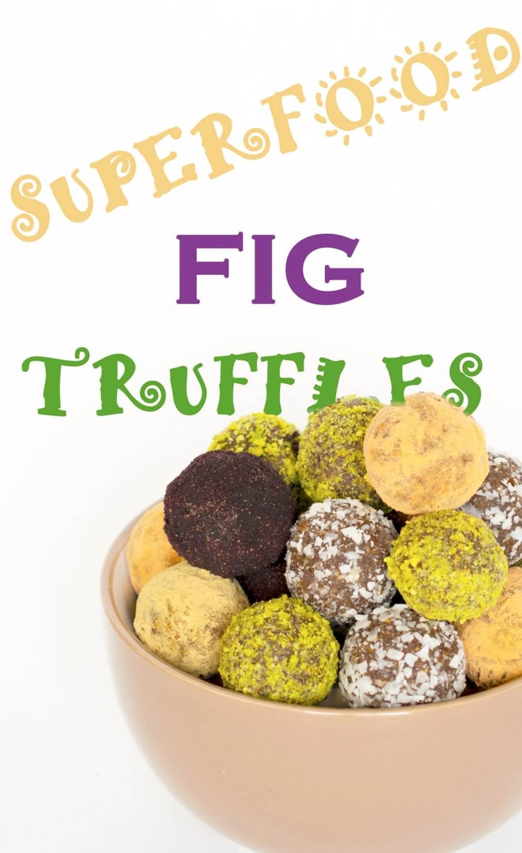 Superfood Truffles