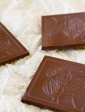 Easy Raw Vegan Chocolate