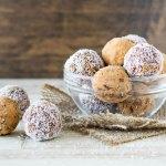 Goji Berry Almond Energy Bites