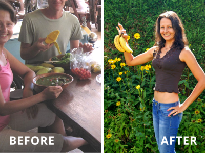 Hypothyroidism Weight Loss - My Before And After Story