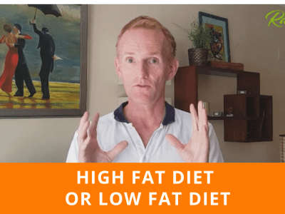 High Fat Diet Or Low Fat Diet: How Much Fat Should You Eat?