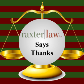 https://i1.wp.com/www.raxterlaw.com/wp-content/uploads/2020/04/Raxter-Law-Gives-back.png?resize=288%2C288