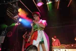 Das Hans Sachs Strassenfest mit Princess Ray