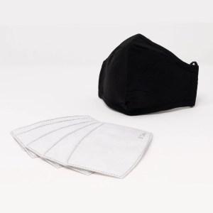 Rayacom Custom Printed Face Masks-with-filter