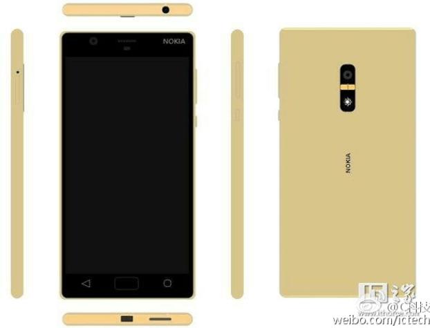 nokia-d1c-in-gold-with-a-fingerprint-scanner