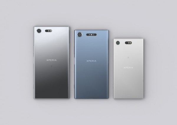 Sony Xperia XZ1 and XZ1 Compact are now Official