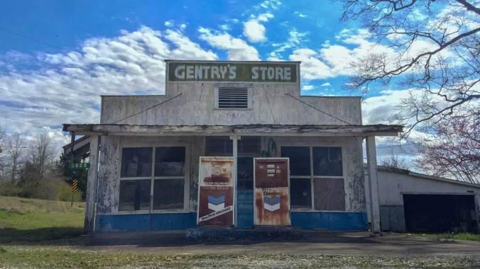 Gentry's Store | Photo: Bradford Rogers