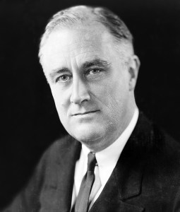 The Picture On The Wall-FDR-Franklin Delano Roosevelt